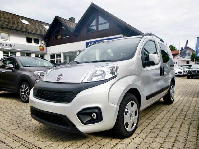 Fiat Qubo Lounge 1.3 MultiJet Komfort +Plus EURO6!!!!, Jahr 2016, Diesel