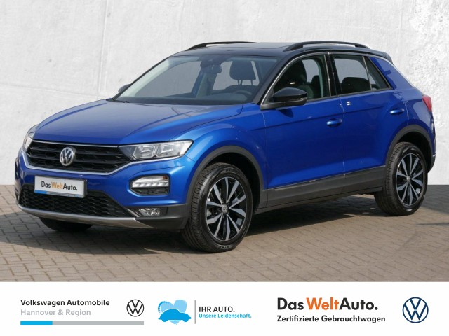 Volkswagen T-Roc 1.5 TSI Style Navi Pano Klima Sitzhz PDC, Jahr 2019, Benzin