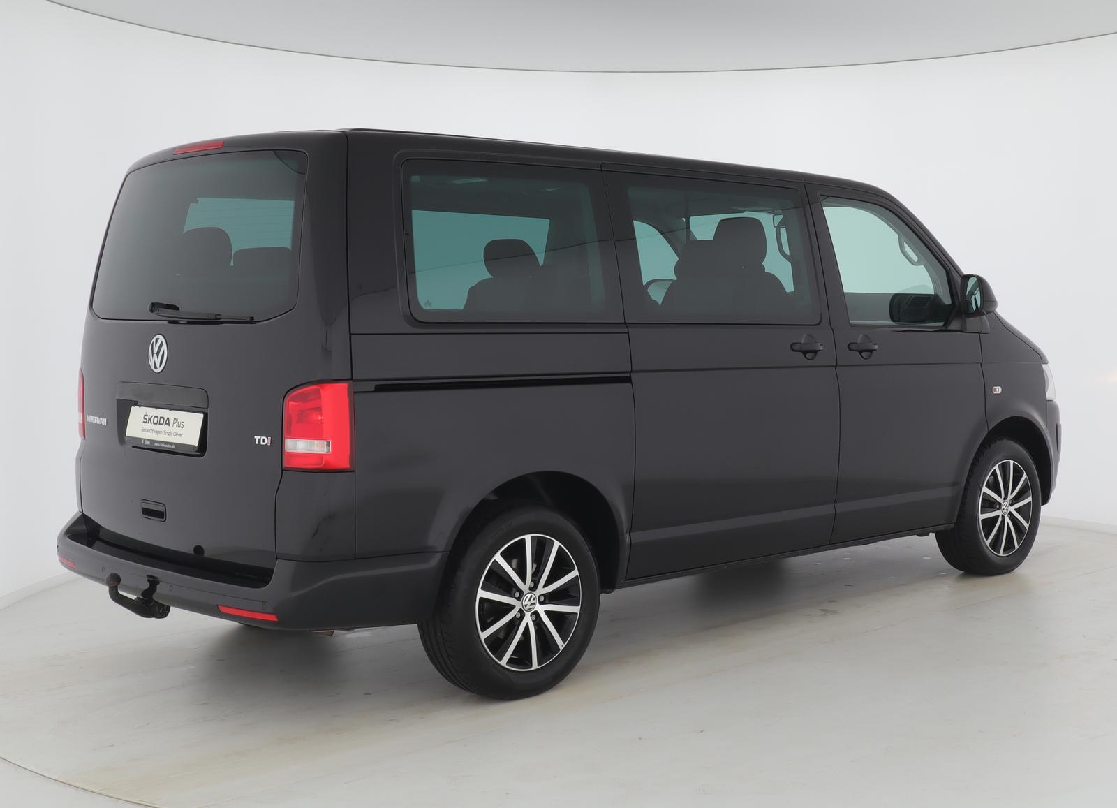 Volkswagen T5 BUS MULTIVAN STARTLINE AHK|SHZ|PDC|FREISPRECH, Jahr 2014, Diesel