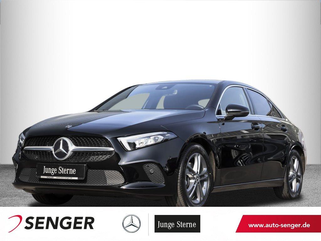 Mercedes-Benz A 180*Limousine*Progressive*Display digital*AHK*, Jahr 2020, Benzin