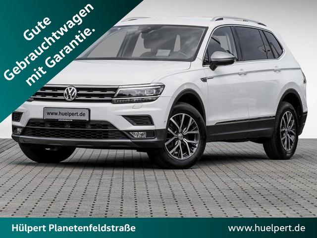 Volkswagen Tiguan Allspace 2.0 TDI Comfort DSG LED NAVI DAB+ APP CONN ACC CAM, Jahr 2019, Diesel