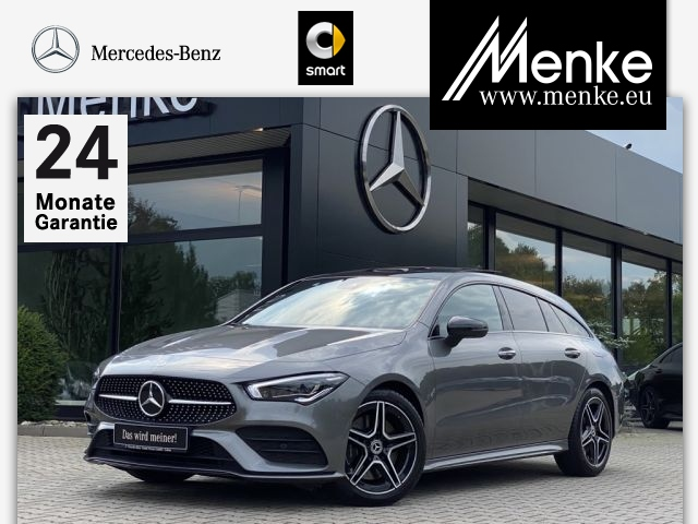 Mercedes-Benz CLA 250 Shooting Brake AMG Night Pano,Memo, Jahr 2020, Benzin