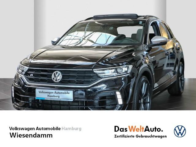 Volkswagen T-Roc R 2.0 l TSI DSG 4M Leder EGD LM Klima Navi, Jahr 2020, Benzin