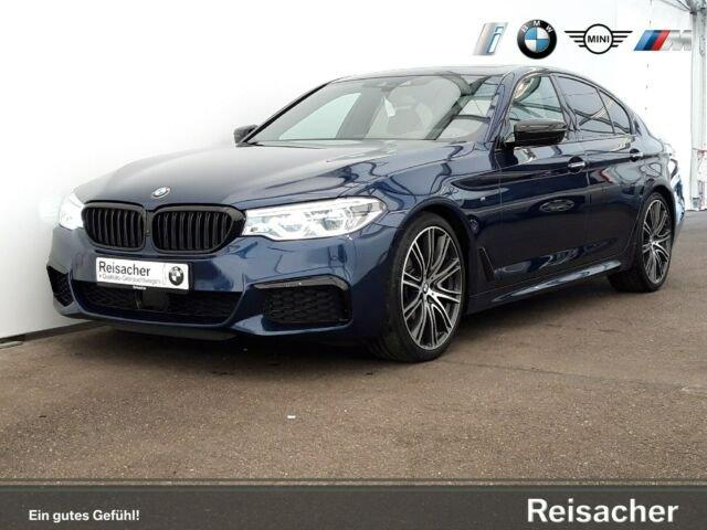 BMW M550i A xDrive Lim Navi,LED Scheinwerfer,Driving, Jahr 2017, Benzin