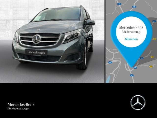 Mercedes-Benz V 250 d 4M AVANTGARDE EDITION Lang AHK Distronic, Jahr 2017, Diesel