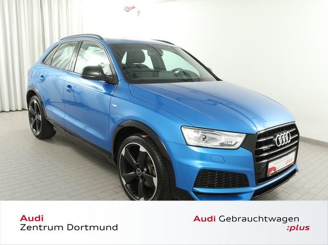 Audi Q3 2.0TFSI qu. S line Competition/Navi+/Rotor/VC, Jahr 2018, Benzin