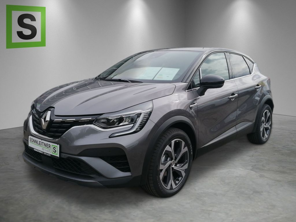 Renault Captur TCe 140 GPF R.S. LINE 3934, Jahr 2021, Benzin