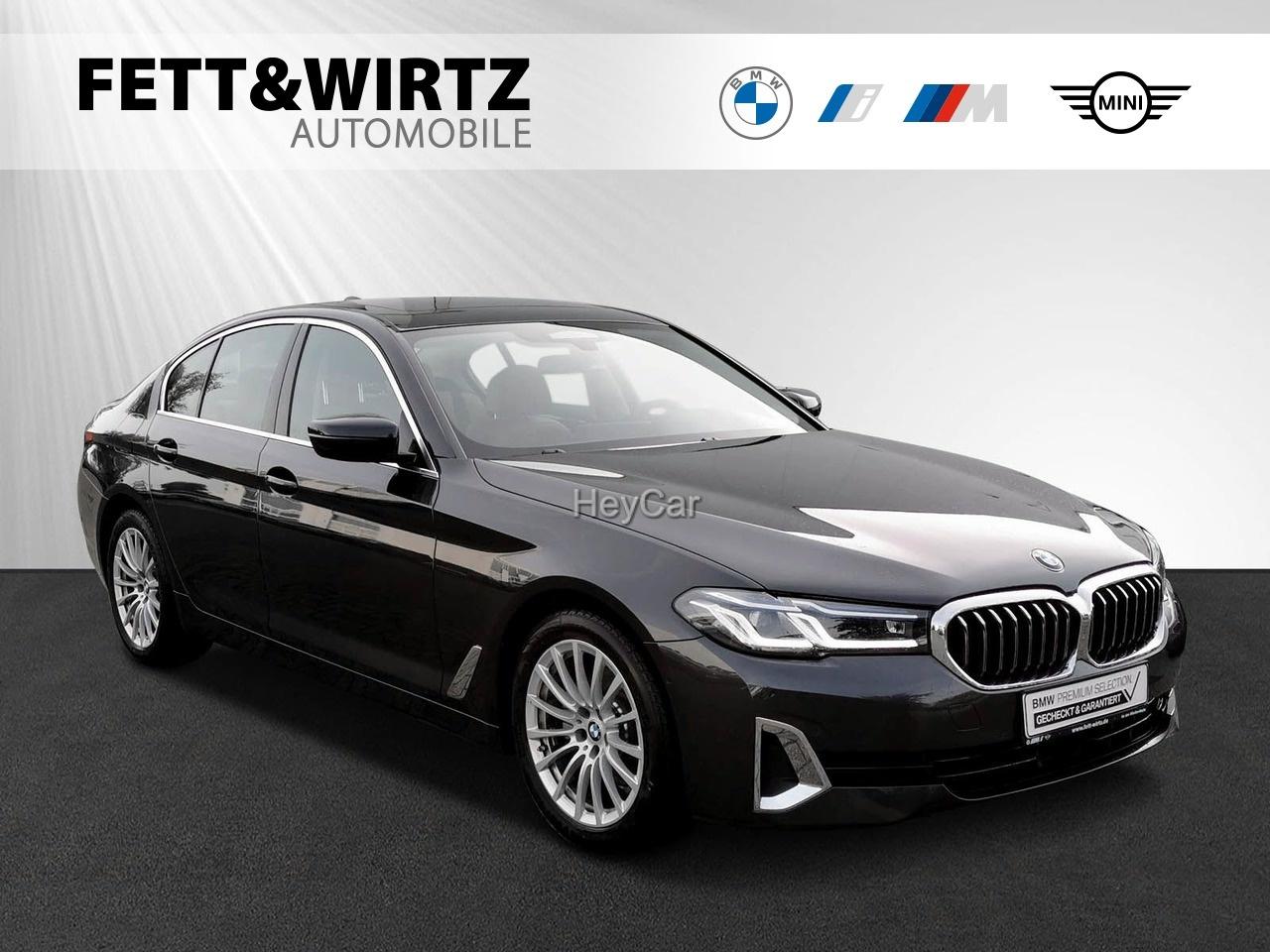 BMW 520 finanzieren