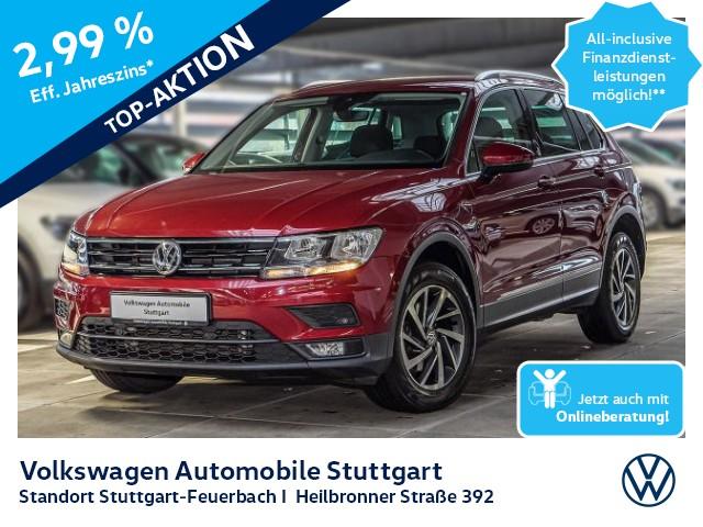 Volkswagen Tiguan 2.0 TDI Sound DSG Navi AHK Tempomat, Jahr 2017, Diesel
