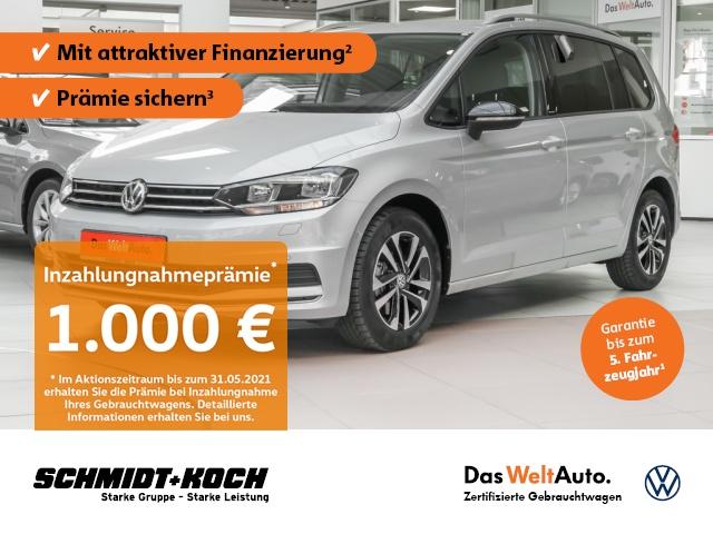 Volkswagen Touran 2.0 TDI BMT IQ.DRIVE DSG,AHK, NAVI, Jahr 2020, Diesel