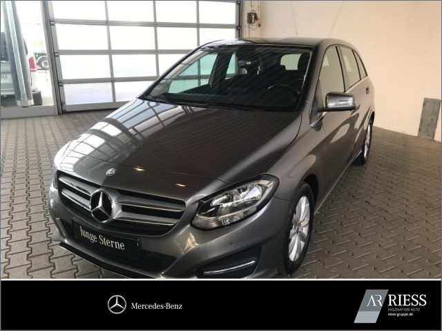 Mercedes-Benz B 180 CDI Style+EUR6+Navi+PDC, Jahr 2015, Diesel