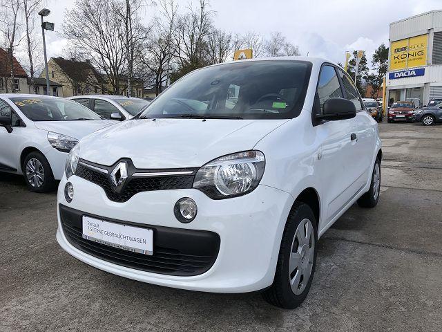 Renault Twingo Life SCe 70 ABS, ZV, eFenster, Jahr 2016, Benzin