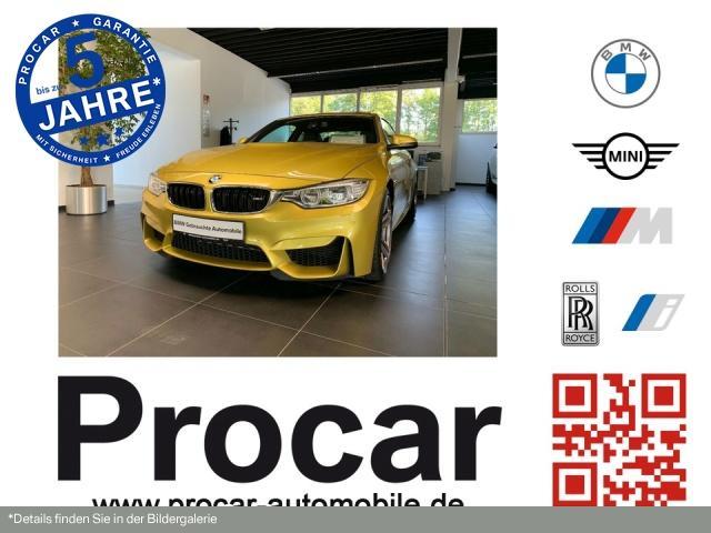 BMW M4 Coupe M DKG Navi Prof. Klimaaut. Glasdach PDC, Jahr 2015, Benzin