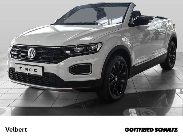 Volkswagen T-Roc CABRIOLET BLACK, Jahr 2020, Benzin