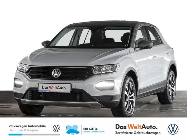 Volkswagen T-ROC 1.5 TSI IQ.DRIVE Navi AHK Standheizung ActiveInfo, Jahr 2020, Benzin
