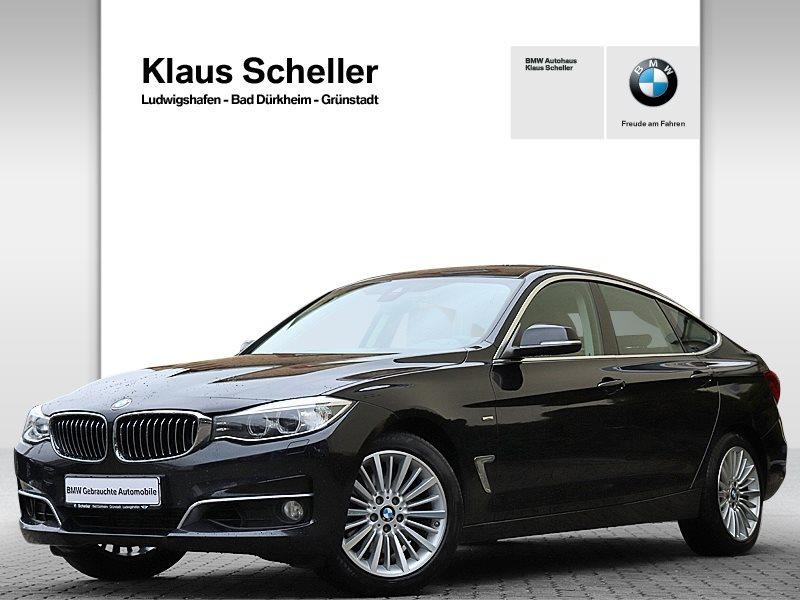 BMW 325d Gran Turismo Luxury Line Head-Up Xenon AHK, Jahr 2014, Diesel