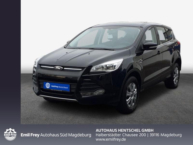 Ford Kuga 1.5 EcoBoost 2x4 Trend Winterpaket AHK, Jahr 2014, Benzin