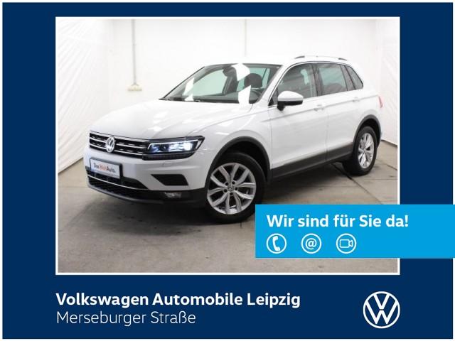 Volkswagen Tiguan 2.0 TDI Highline 4M *ACC*LED*Navi*SHZ*, Jahr 2018, Diesel