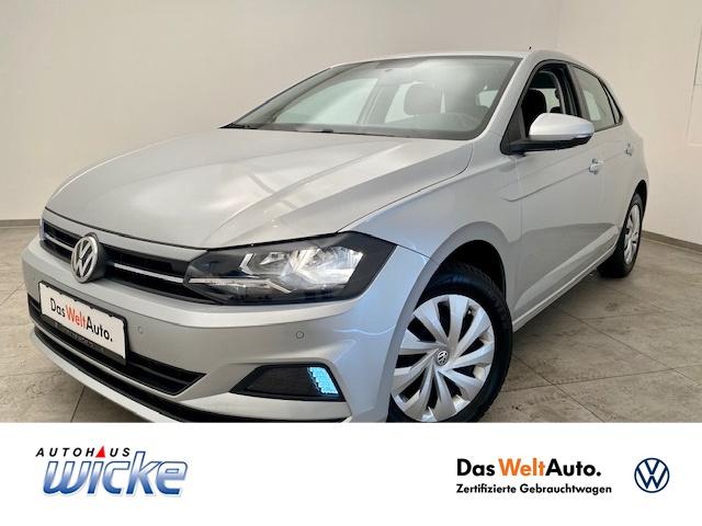 Volkswagen Polo 1.0 Comfortline Klima Bluetooth PDC, Jahr 2017, Benzin
