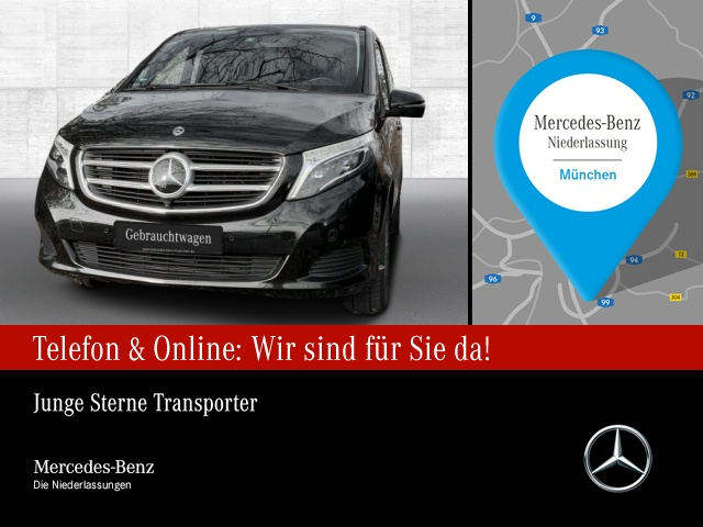 Mercedes-Benz V 250 CDI 4MATIC AVANTGARDE EDITION Extralang, Jahr 2018, Diesel
