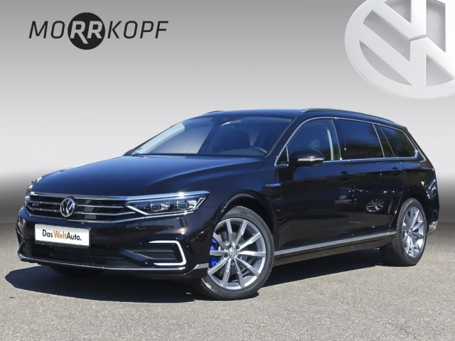 volkswagen passat variant 1.4tsi dsg gte ahk led acc , jahr 2020, hybrid