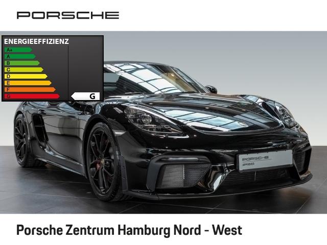 Porsche 718 Spyder 4.0 BOSE LED Navigation nur 1180km, Jahr 2020, Benzin