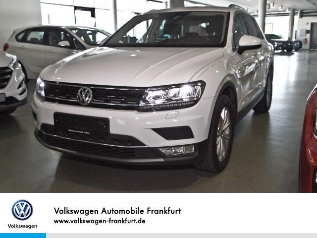 Volkswagen Tiguan 2.0 TDI Highline Navi ACC FrontAssist LaneAssist Tiguan 2.0 HLBMT4M 110TDIM6A, Jahr 2017, Diesel