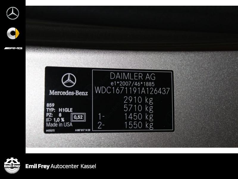 Mercedes-Benz GLE 300 d 4Matic 9G-TRONIC, Jahr 2019, Diesel