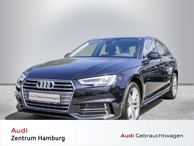 Audi A4 Avant 2,0 TDI sport S tronic S LINE LED NAVI, Jahr 2017, Diesel