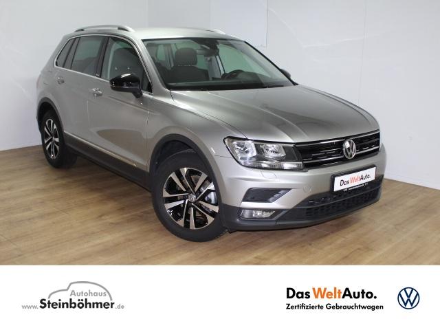 Volkswagen Tiguan IQ.DRIVE 1.5TSI Navi AHK ACC SHZ ParkAss., Jahr 2019, Benzin