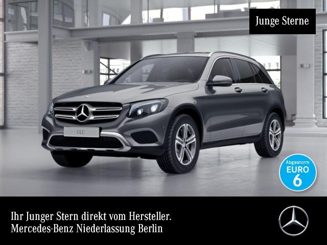 Mercedes-Benz GLC 220 d 4M Exclusive ILS LED Navi PTS Easy-Pack, Jahr 2016, Diesel