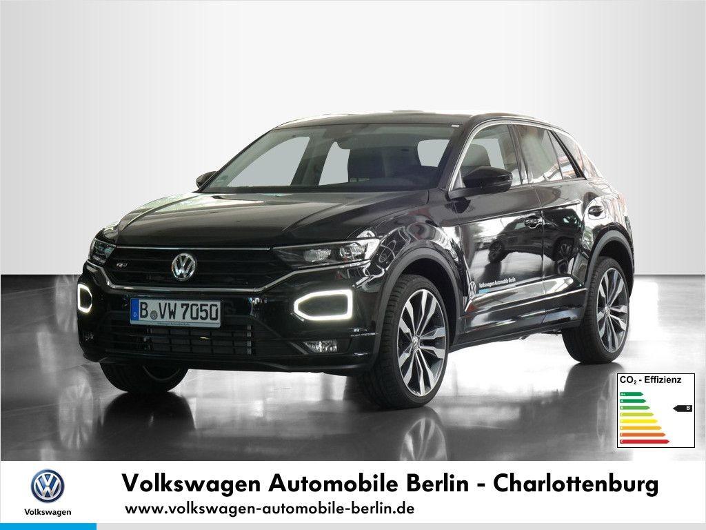 "Volkswagen T-Roc ""UNITED"" 1.5 TSI 150 PSDSG,RLine,LED,ACC, Jahr 2020, petrol"