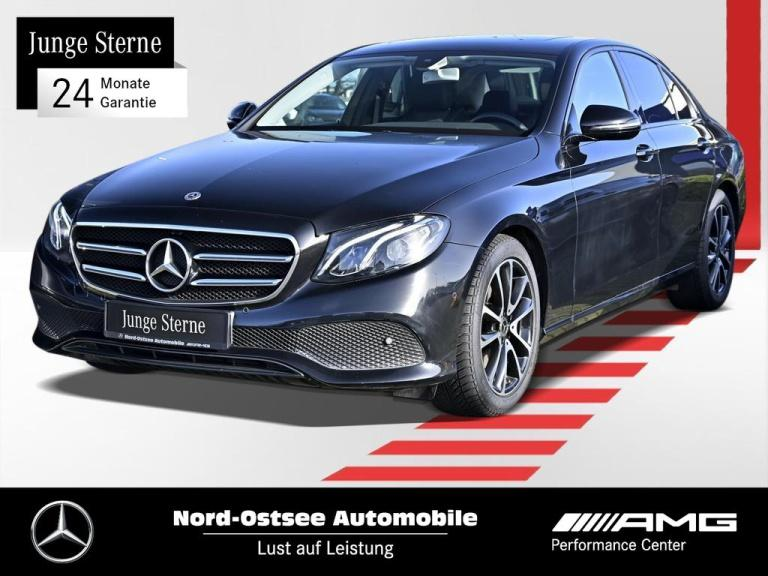 Mercedes-Benz E 200 Avantgarde Navi Night LED SHD Kamera Totw., Jahr 2019, Benzin