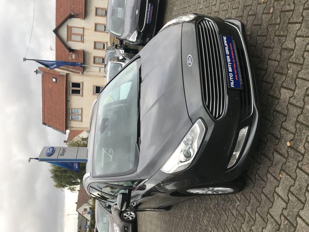 Ford Galaxy 2.0 TDCi Titanium, Jahr 2015, Diesel