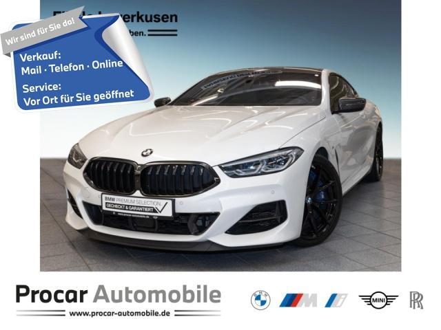 BMW M850i xDrive Coupe Adaptiv M Laserlicht Navi, Jahr 2019, Benzin