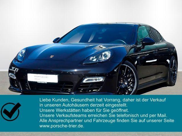 Porsche Panamera GTS, Jahr 2012, Benzin