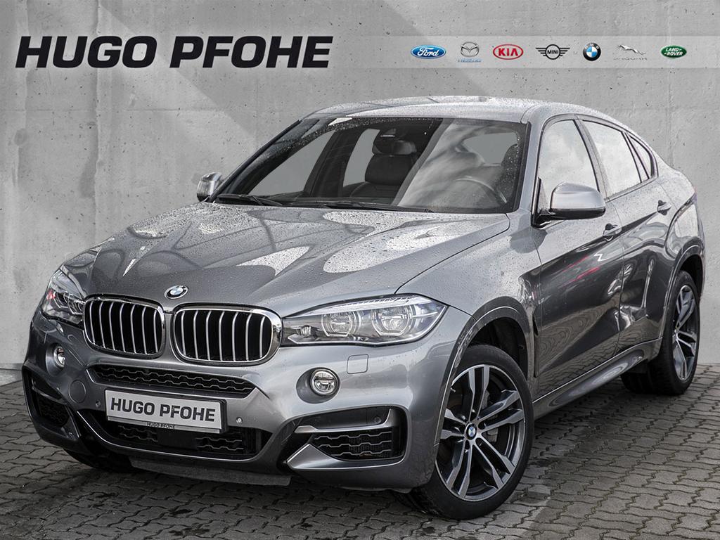 BMW M50d Navigation / Head Up / Bang & Olufsen High, Jahr 2016, Diesel