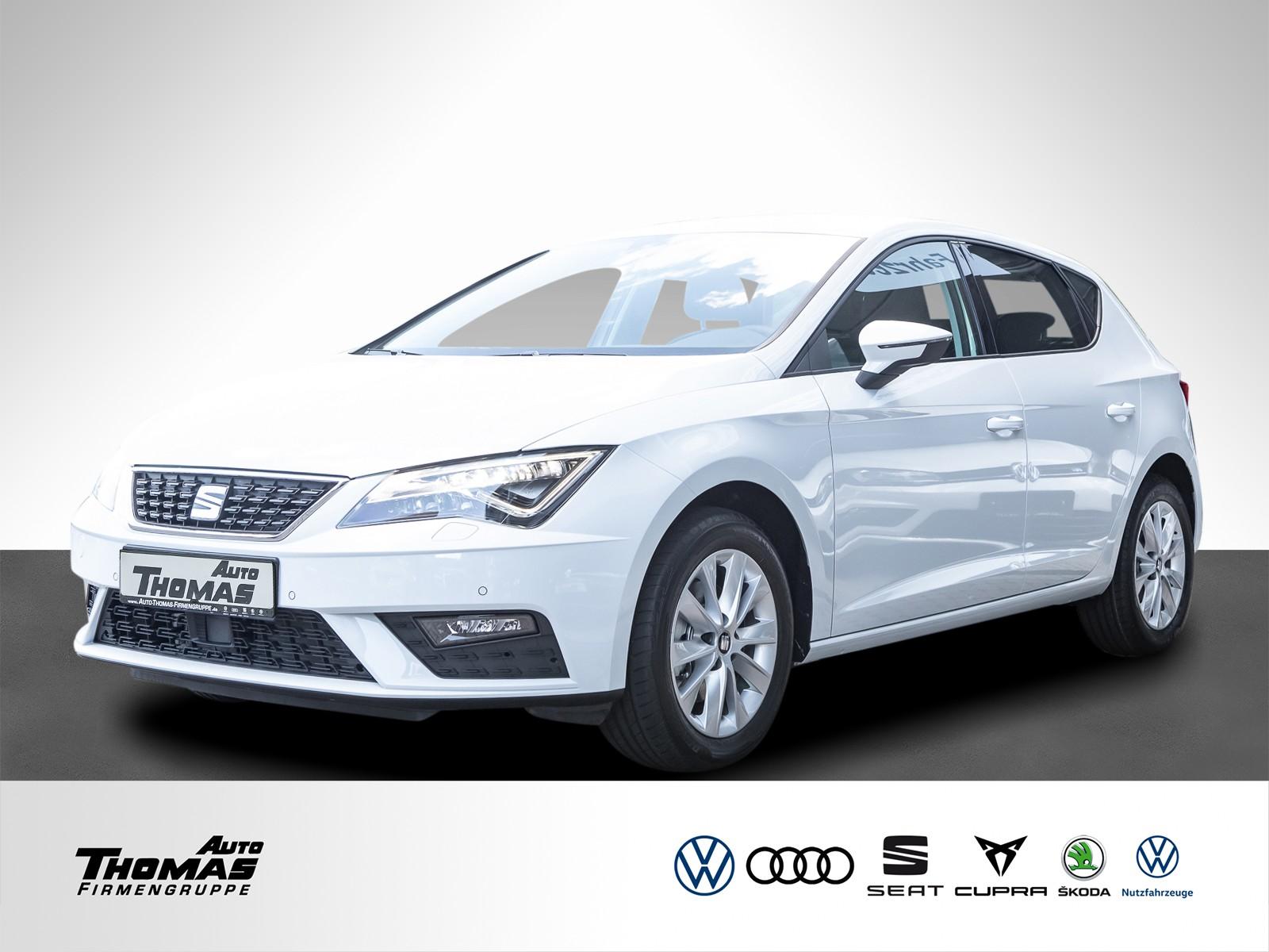 Seat Leon Style 1.5 TSI 130 PS LED+NAVI+SITZHEIZUNG, Jahr 2020, Benzin
