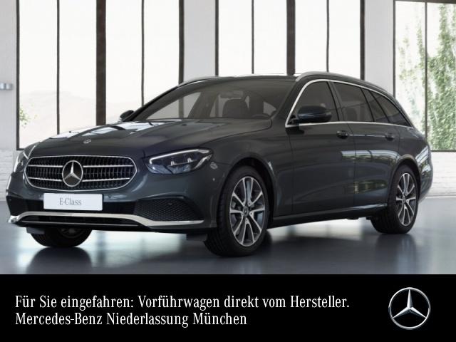 Mercedes-Benz E 220 d T AVANTG+Pano+AHK+LED+Kamera+9G, Jahr 2021, Diesel