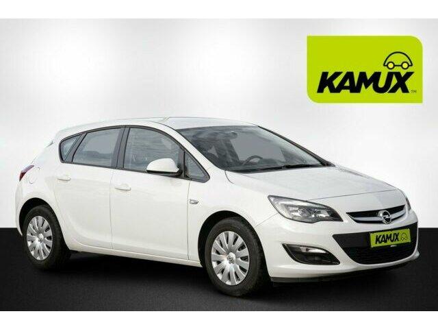 Opel Astra J 1.6 Automatik +Klima +Radio CD +Euro 6, Jahr 2015, Benzin