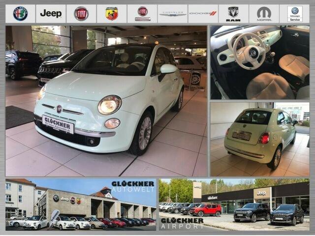 Fiat 500 1.2 8V Lounge 51KW (69PS), Jahr 2015, Benzin