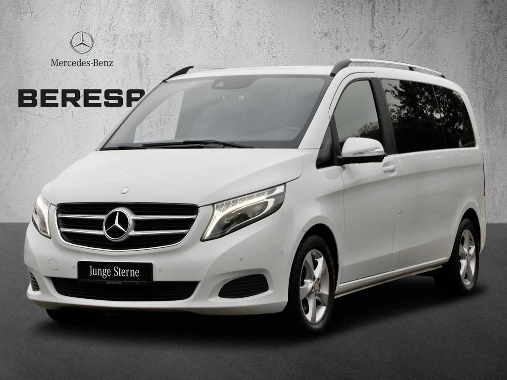 Mercedes-Benz V 250 Kompakt Spur-Paket LED Kamera Navi PDC, Jahr 2015, diesel