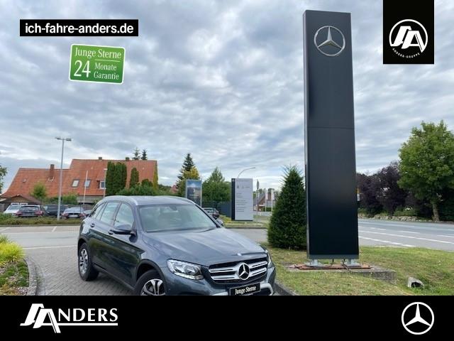 Mercedes-Benz GLC 250 4M Navi+Sitzhz+Standheizung+PDC+Tempomat, Jahr 2016, Benzin