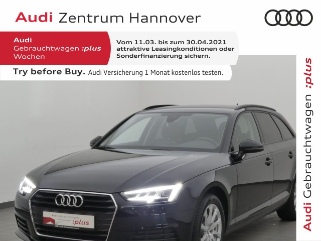 Audi A4 Avant 1.4 TFSI Matrix, virtual, Navi Plus, PDC, Jahr 2018, Benzin