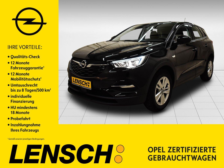 Opel Grandland X 1.6 CDTI Edition *IntelliLink*Klima*, Jahr 2018, diesel