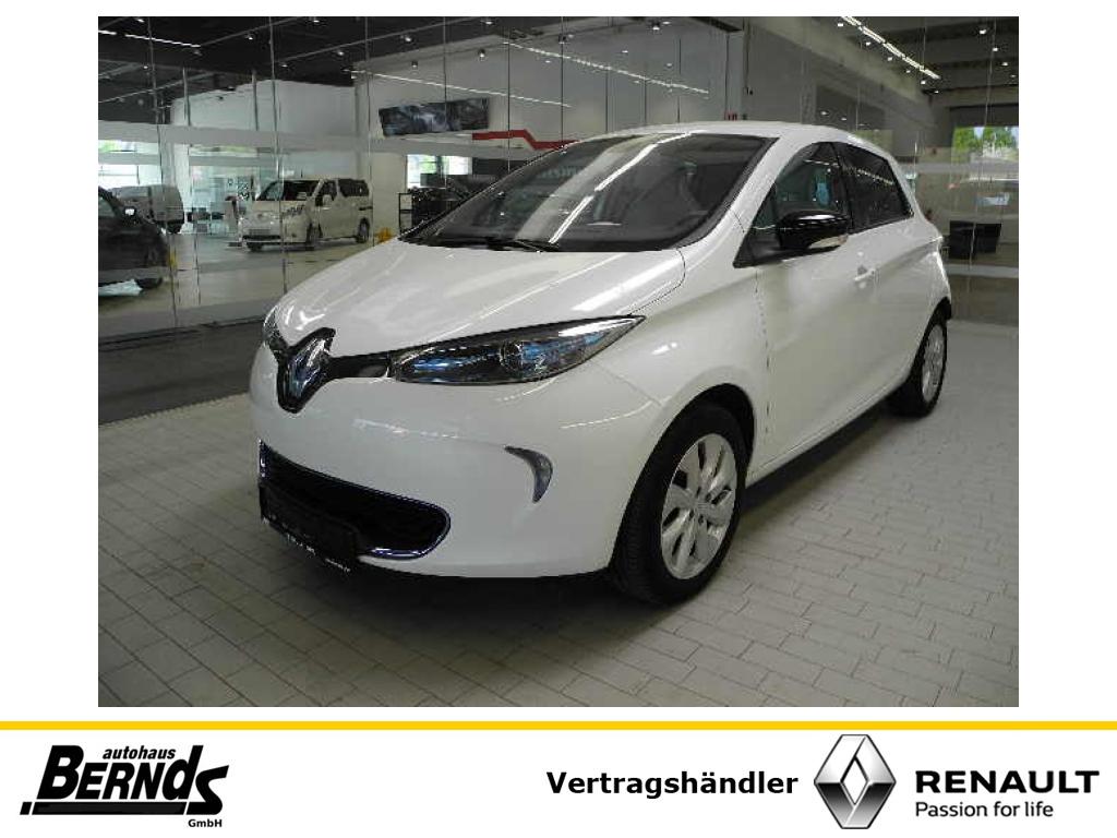 Renault ZOE (ohne Batterie) 22 kwh Zen * NAVI/ NEUER AKKU*, Jahr 2013, Elektro