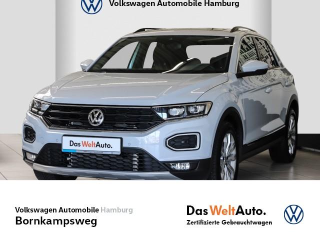 Volkswagen T-Roc 1,5 TSI Highline DSG LED/NAVI/PANO/PDC, Jahr 2020, Benzin