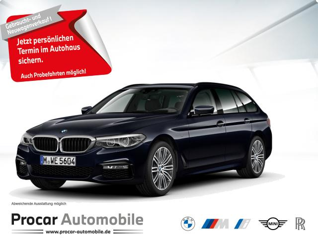 BMW 530d xDrive 530xd MSPORT+LEDER+LED+NAVI+HEAD-UP+DAB+AHK+HIFI, Jahr 2018, Diesel