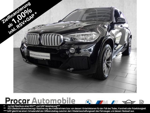 BMW X5 xDrive50i M Sportpaket Innovationsp. TV PDC, Jahr 2018, Benzin