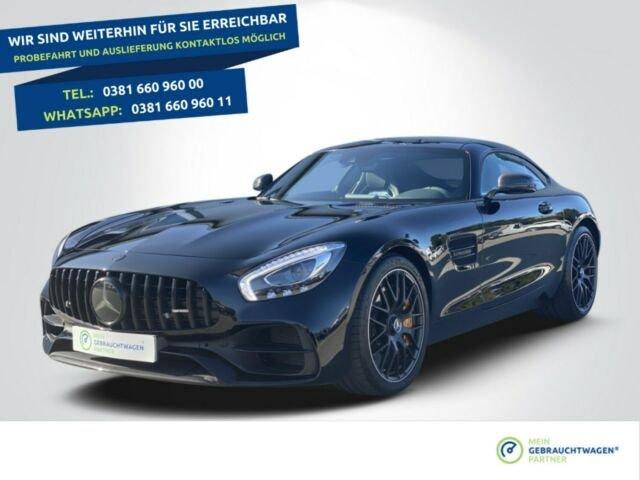 Mercedes-Benz AMG GT S Coupe*Keramikbremse*LED*, Jahr 2018, Benzin